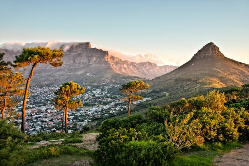 Южная Африка