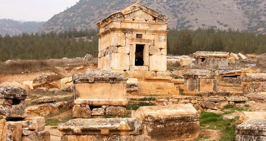 Эфес-Помуккале