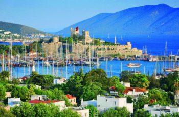 Бодрум в Турции