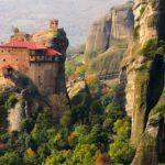 Экскурсия — Монастыри Метеоры (Халкидики) (Греция)