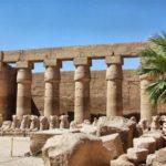 Экскурсия в Луксор, Карнакский храм, Храм царицы Хатшепсут.
