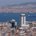 Город Анкара в Турции