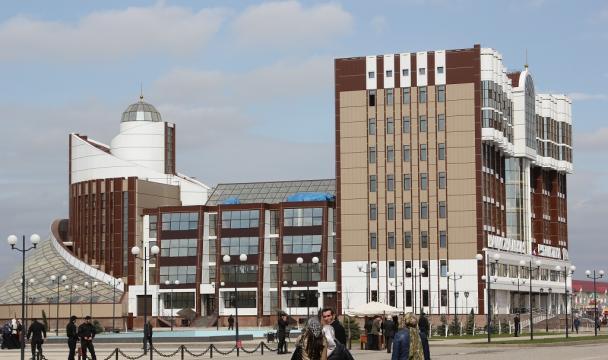 Отель, город Грозный