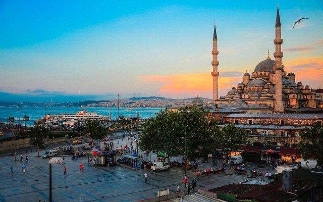 Самбул в Турции