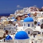 Курорт остров Санторини (Греция)