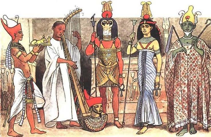 Обычаи Египта