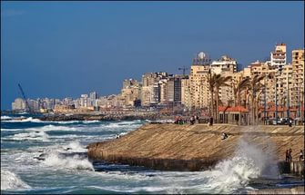 курорт Александрия