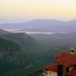 Курорты Греции — Парнас