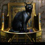 Священные животные в древнем Египте