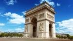 Достопримечательности Франции — Триумфальная арка (Париж)
