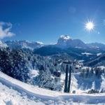 Горнолыжные курорты Италии — Валь Гардена
