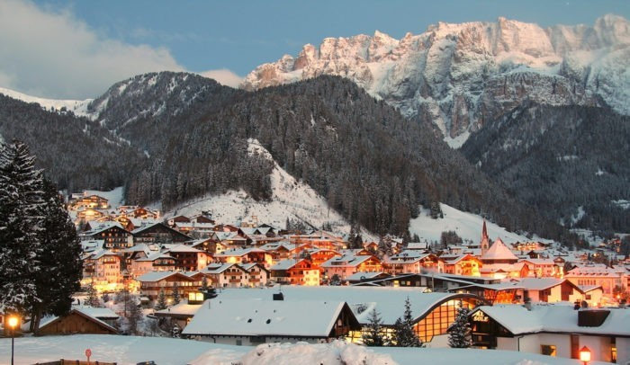 Зимняя классика Италия