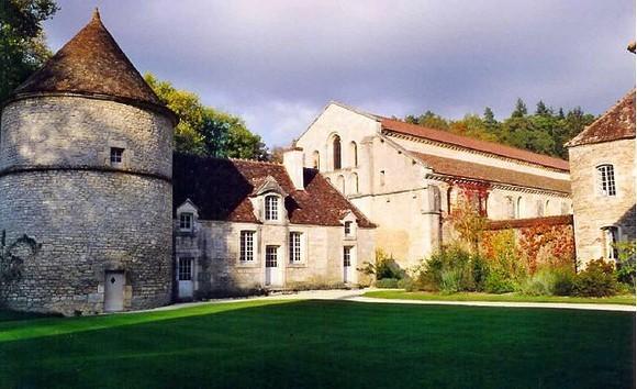 аббатство Фонтене