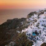 Курорты Греции — о. Cанторини