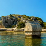 Достопримечательности Турции — остров Кекова