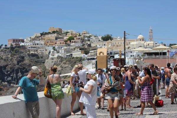 туризм в Греции.
