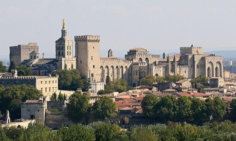 Папский дворец (Авиньон)