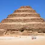 Достопримечательности Египта – Пирамида Джосера