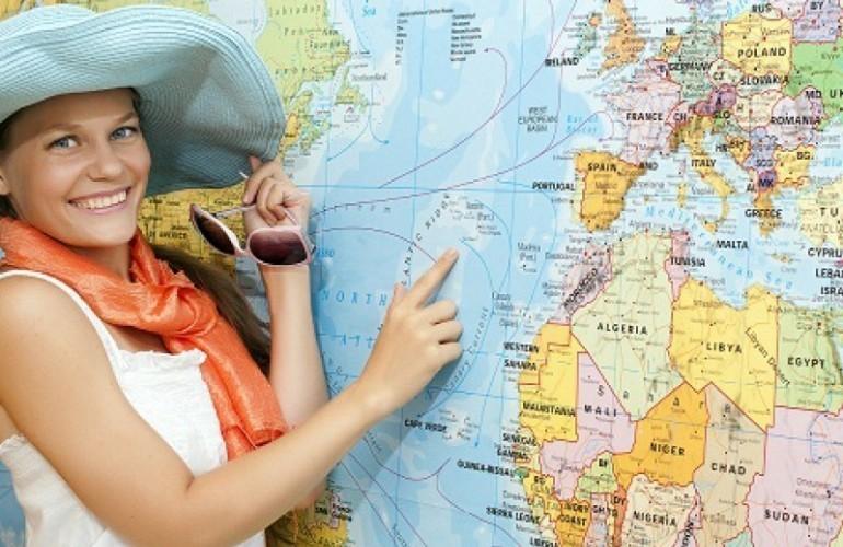 путешествие за границу