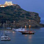 Курорт Сунион (Греция)