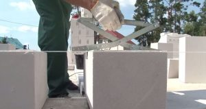Преимущества блоков из газобетона