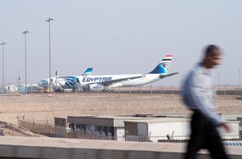 авиалайнер EgyptAir
