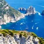 Курорты Италии — о. Капри