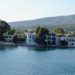 Курорты Греции — Эретрия (о. Эвия)