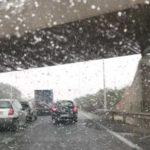 В Торревьехе выпал снег впервые за 103 года