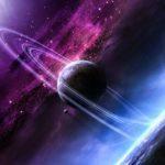 Ученым удалось запечатлеть гигантский ураган на Сатурне