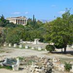Достопримечательности Греции — Артефакты Афин