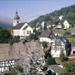 Города Германии – Зиген