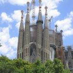 Собор Саграда Фамилия (Барселона, Испания)