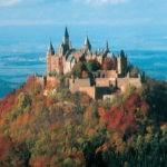 Достопримечательности Германии — Замок Гогенцоллерн