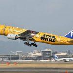 В Японии запустили лайнер в честь C-3PO