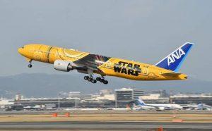 лайнер в честь C-3PO