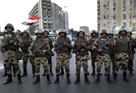 Два взрыва в Египте