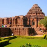 Достопримечательности Индии — Храм Солнца в Конараке