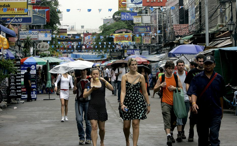 Какую одежду взять в Таиланд