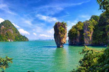 Острова в Таиланде