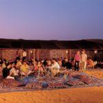 Сафари в пустыне с барбекю
