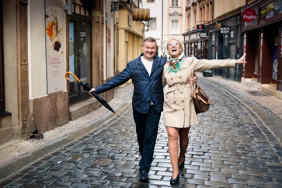 путешествовать по Праге