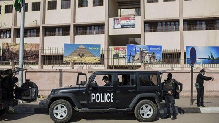 введение ЧП в Египте