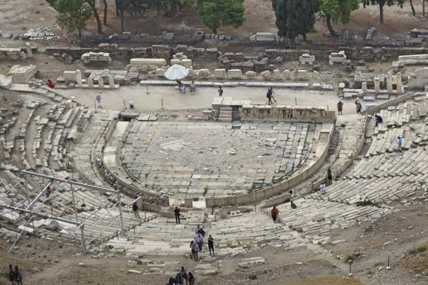 Артефакты Афин