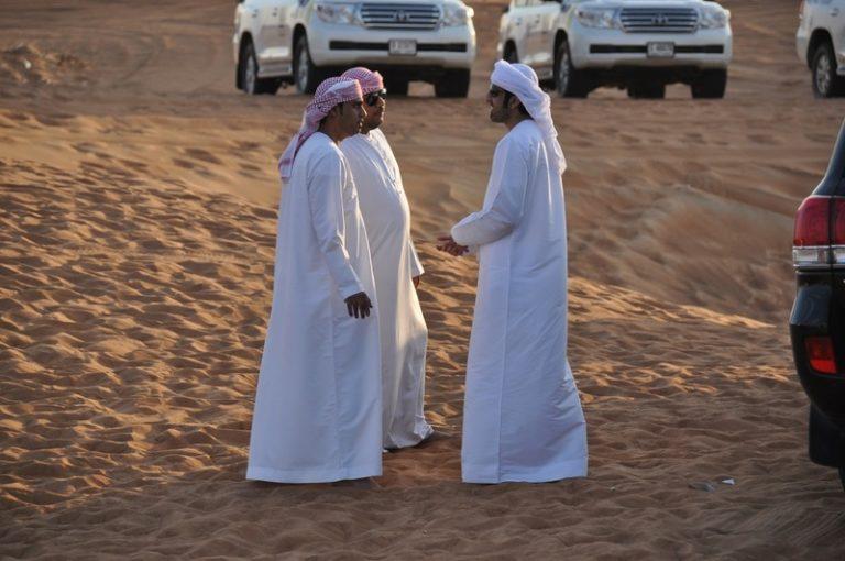 Дневное сафари в пустыню