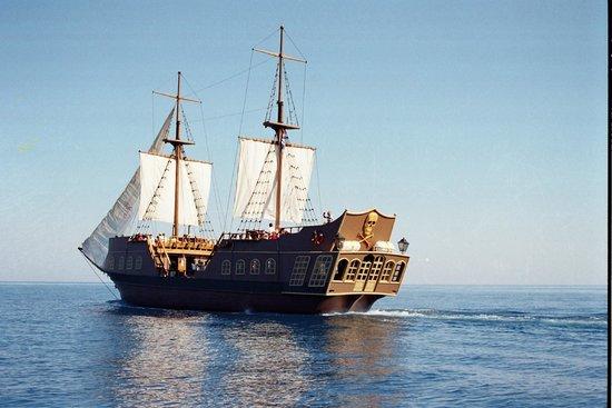 Пиратский круиз