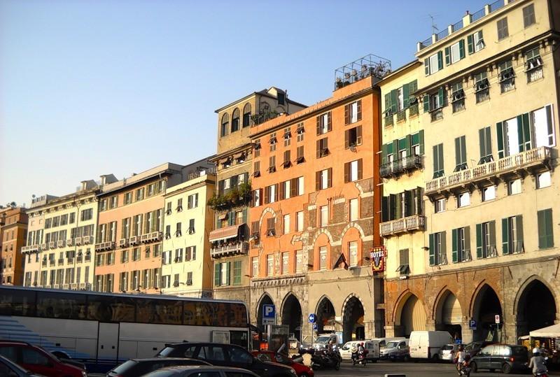 Генуя-Неаполь
