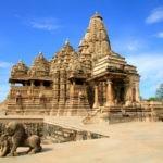 Города Индии – Каджурахо