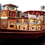 Экскурсии в ОАЭ — Круиз на лодке Дау