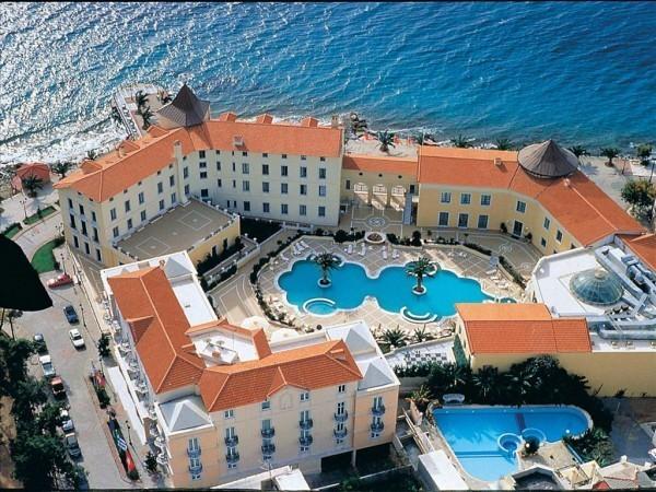 Курорт на острове Эвия